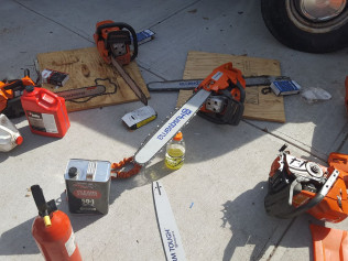 tools for tree services